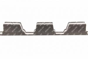 Уплотнитель Н75 коньковый 30х0,75