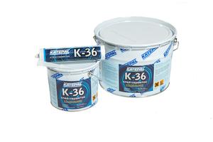 Клей К-36 эластомерный битумный, 300 мл