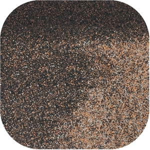 Конек TopRidge / коньковая черепица Katepal (Катепал), цвет Мускатный орех
