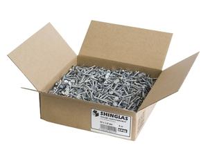 Гвозди оцинкованные 3,5x30 мм, упаковка 5 кг