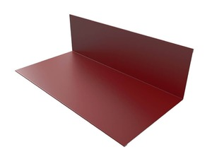 Планка примыкания 90х140, цвет по каталогу RAL и RR