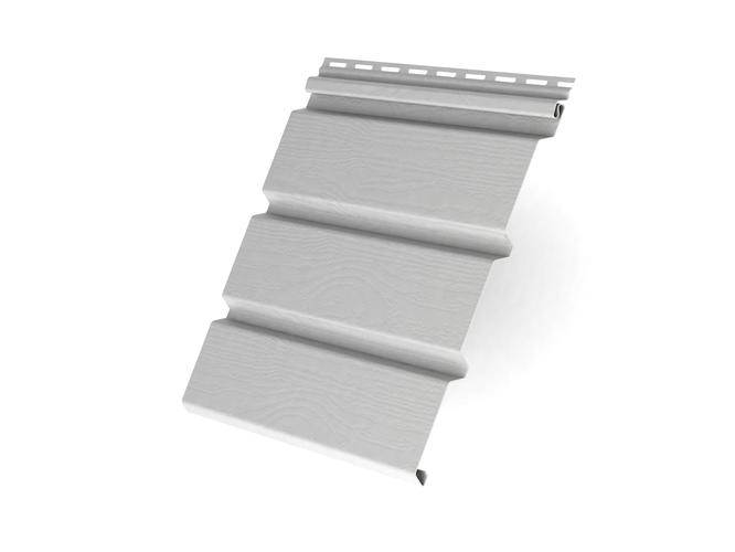 Софит T4 без перфорации Grand Line 3,0 белый