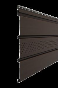 Софит Docke T4 с центральной перфорацией Шоколад