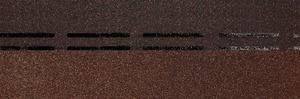 Коньково-карнизная черепица Деке / Docke Premium, цвет Арахис