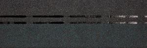 Коньково-карнизная черепица Деке / Docke Premium, цвет Чернослив