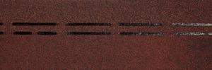 Коньково-карнизная черепица Деке / Docke Premium, цвет Чили