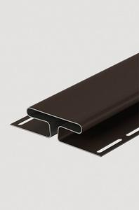 H-профиль 13 мм, Шоколад