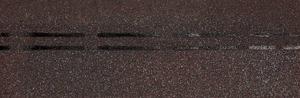 Коньково-карнизная черепица Деке / Docke Premium, цвет Изюм-Слива