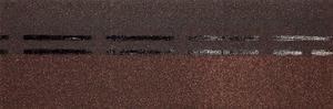 Коньково-карнизная черепица Деке / Docke Standart, цвет Коричневый