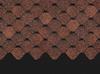 Гибкая черепица Деке / Docke Pie Premium, коллекция Ницца, цвет Кофе, упаковка 2,9 м2