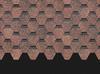 Гибкая черепица Деке / Docke Pie Premium, коллекция Шеффилд, цвет Кофе, упаковка 3 м2